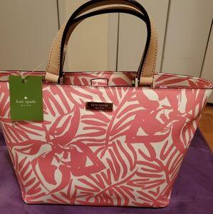 Authentic Kate Spade leather handbag